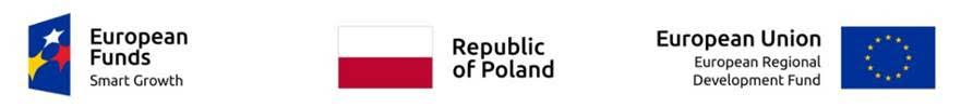 European Funds Republic of Poland European Union European Regional Development Fund